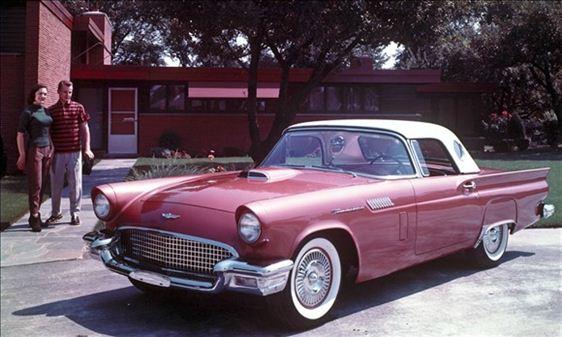 Самые подходящие автомобили 1960-х годов для секса