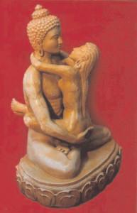 """Поза в сексе """"Будды"""""""