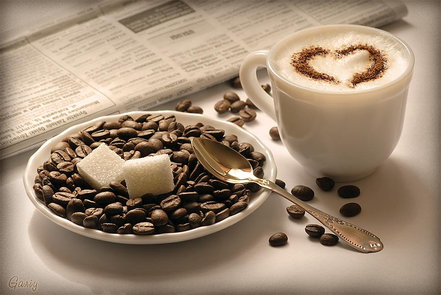 Кофе равным образом потенция