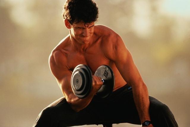 Комплекс упражнений для повышения потенции