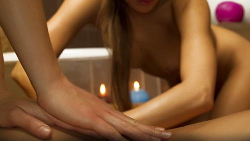 Узнайте как с помощью массажа можно усилить потенцию