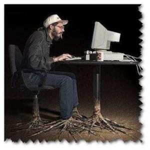 Как влияет компьютер на потенцию?