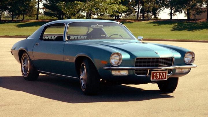 Автомобили 1970 годов: самые лучшие для секса
