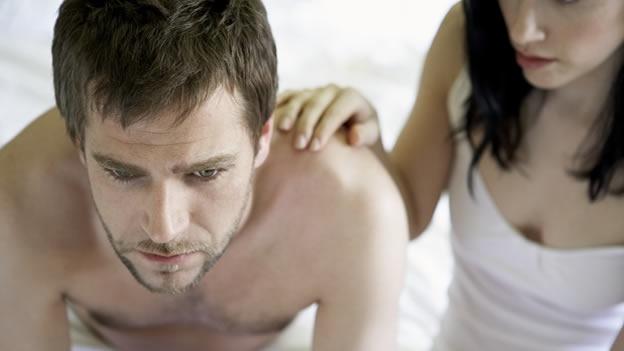 Как узнать вместе с психогенной импотенцией