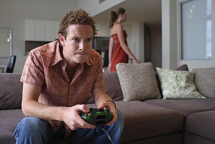 Игровые приставки могут быть полезными для потенции