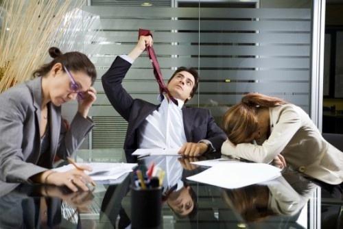 Какие профессии представляют наибольшую опасность для потенции?