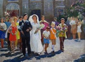Особенности создания сексуальности и семьи в СССР или Половые заповеди пролетарского человека