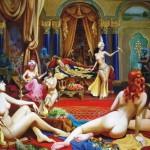 Секреты гарема султана или Особенность жизни в нём наложниц