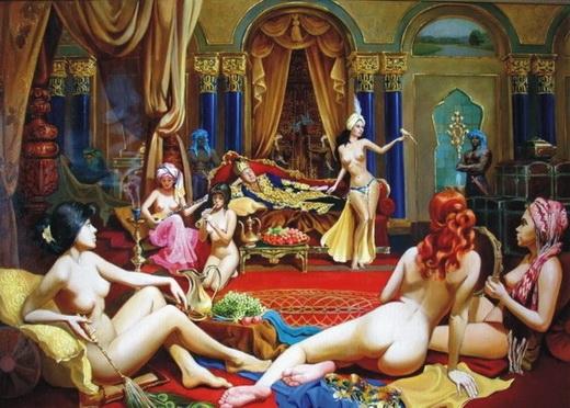 как обучали порно наложниц в гарем султана смотреть онлайн бесплатно