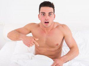 5 самых распространённых сексуальных расстройств у мужчин